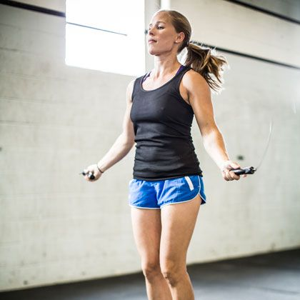 A complete cardio and strength workout in just a half hour. Love it?