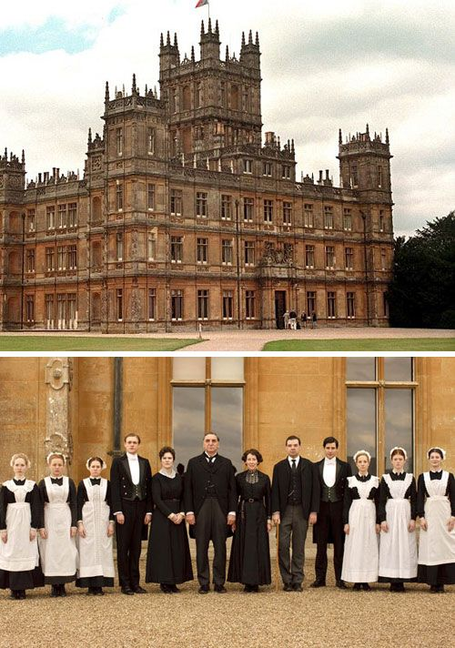 ~ DOWNTON ABBEY ~