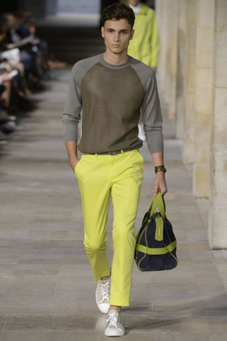 Hermes Spring/Summer 2013 Menswear Collection