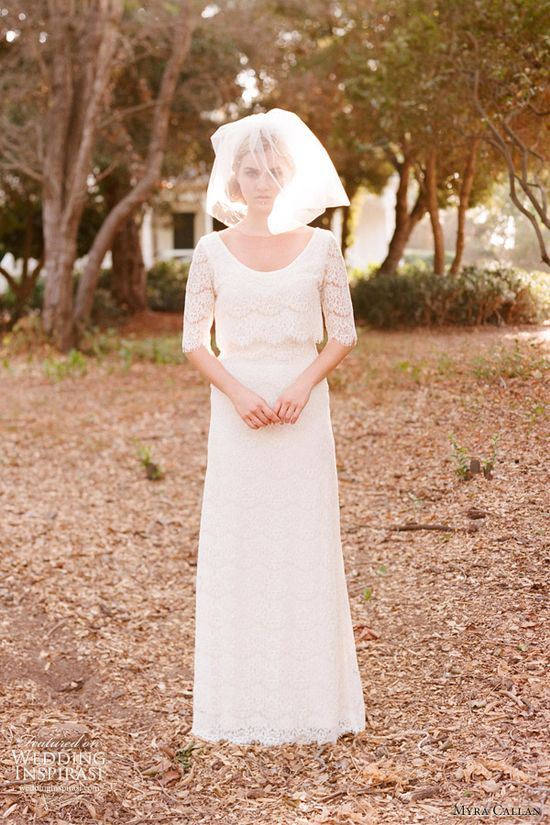 myra callan twigs honey wedding dresses 2013 betula lace sleeved gown