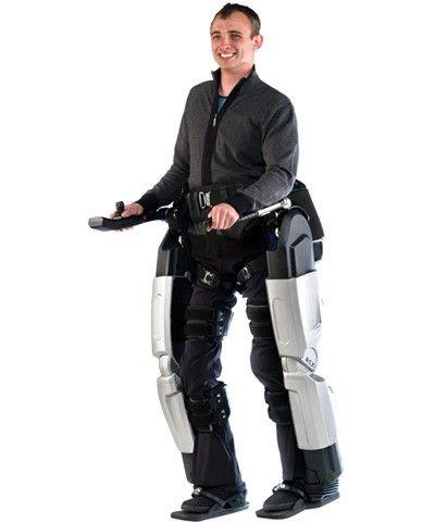 Rex, the robotic exoskeleton, aims to make wheelchairs obsolete