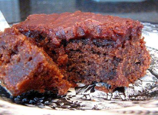Dr Pepper Chocolate Cake
