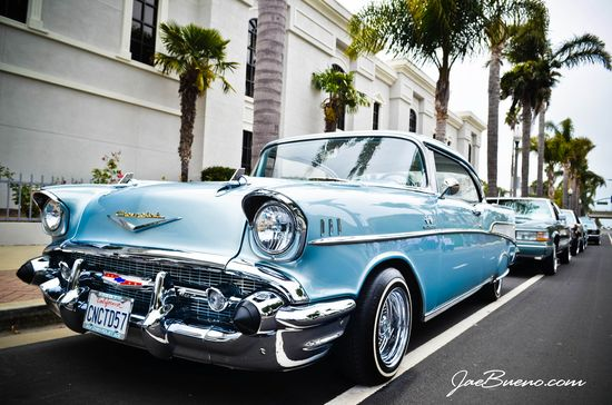 Classic Car - Chevy