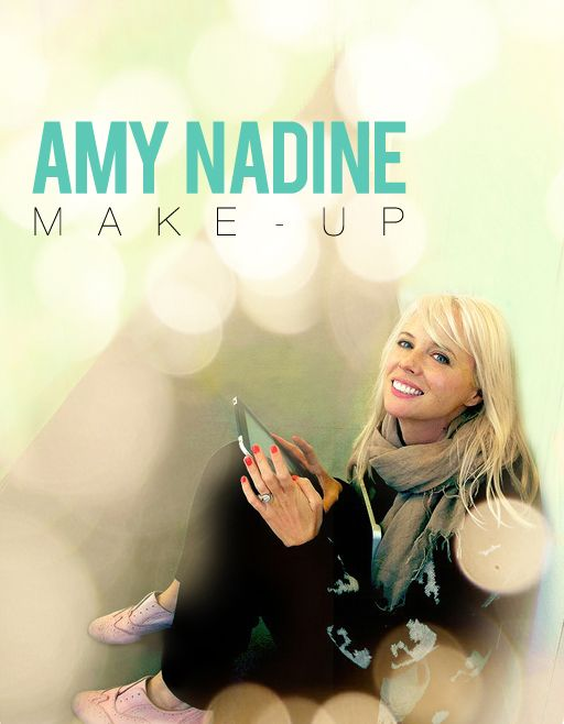 Meet Amy Nadine who creates all of our makeup tutorials!