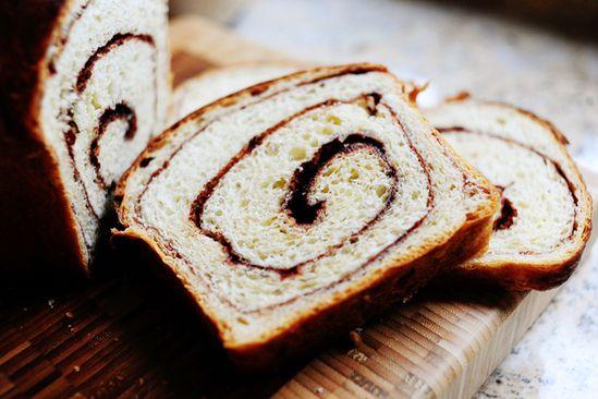 Cinnamon bread #recipe