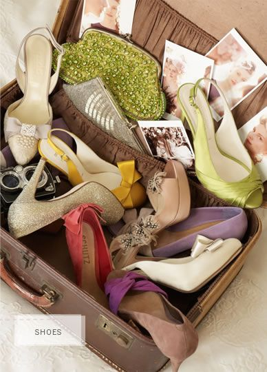 shoes......shoes.....shoes....heavenly!