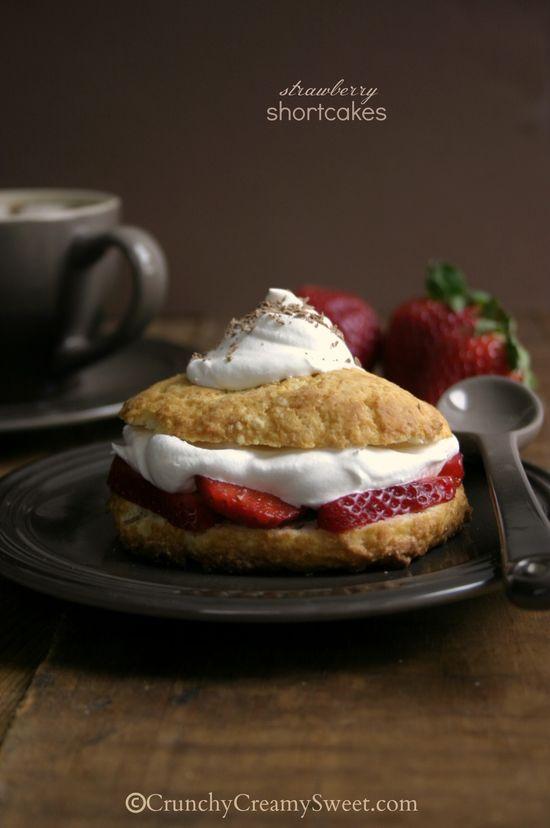 Strawberry Shortcakes CrunchyCreamySwee...