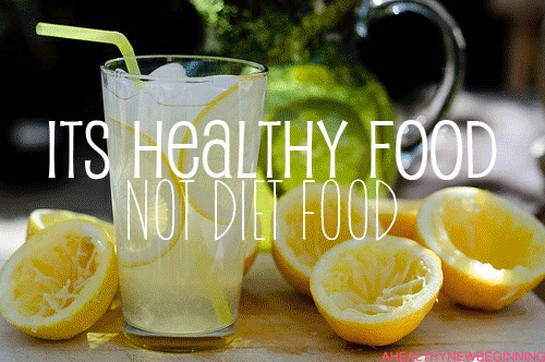 Healthy Eating is forever!!!