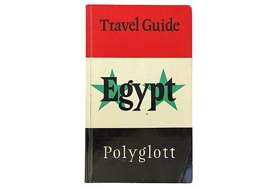 Travel Guide Egypt on OneKingsLane.com