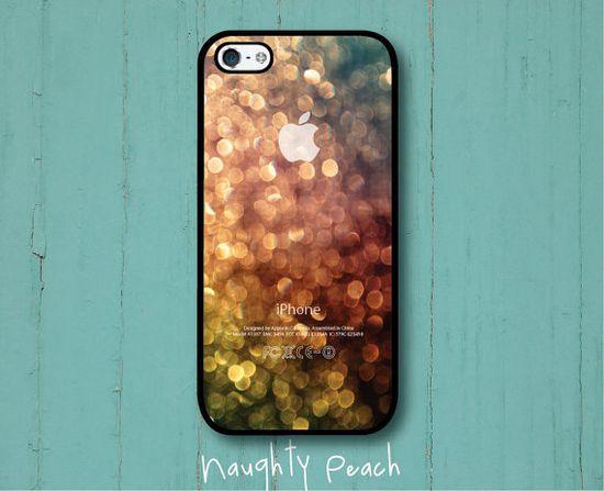 iPhone 5 Case, iPhone 5S Case - Night Glitter / iPhone 5S Case, iPhone 5S Cover, Cover for iPhone 5S, Case for iPhone 5S