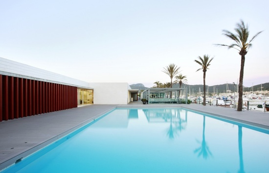 Club de Vela / SCT Estudio de Arquitectura Club de Vela / SCT Estudio de Arquitectura (11) – ArchDaily