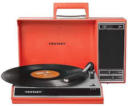 dustin' off my Andy Gibb vinyl for the spinnerette!