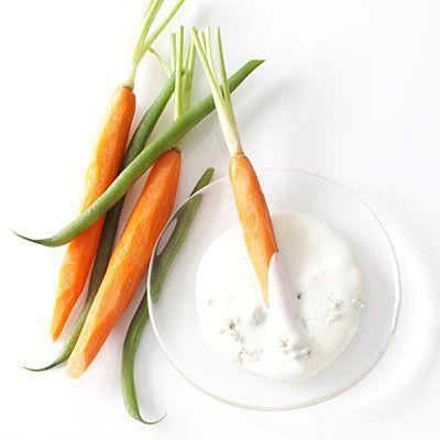 Veggies + Dip!