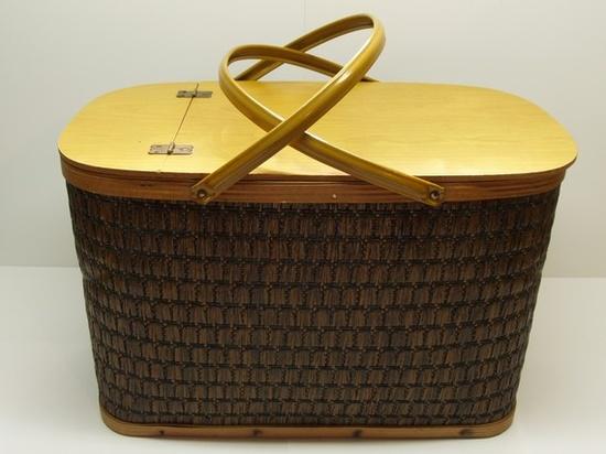 picnic basket :)