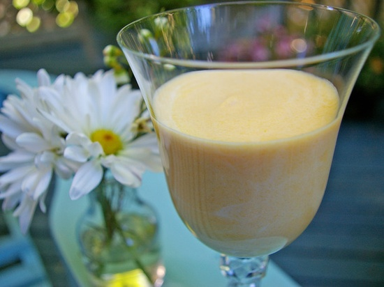 Pumpkin Mousse from CookingChannelTV.com