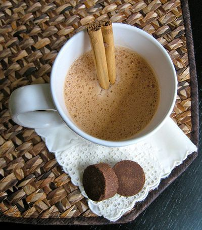 Tsokolate: Filipino hot chocolate