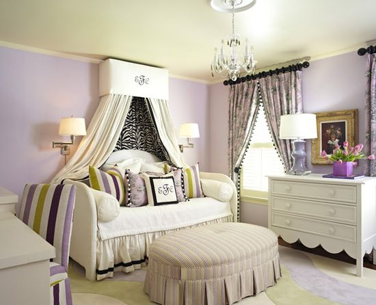 Gorgeous girls bedroom