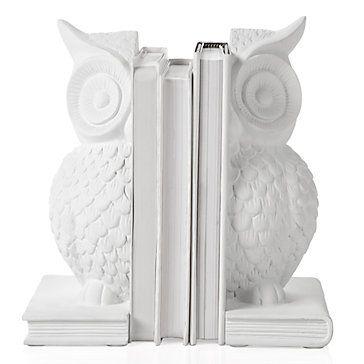 owl book ends