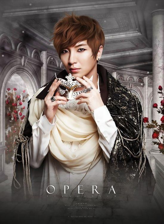 Leeteuk (??) of Super Junior