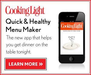 Cooking Light App