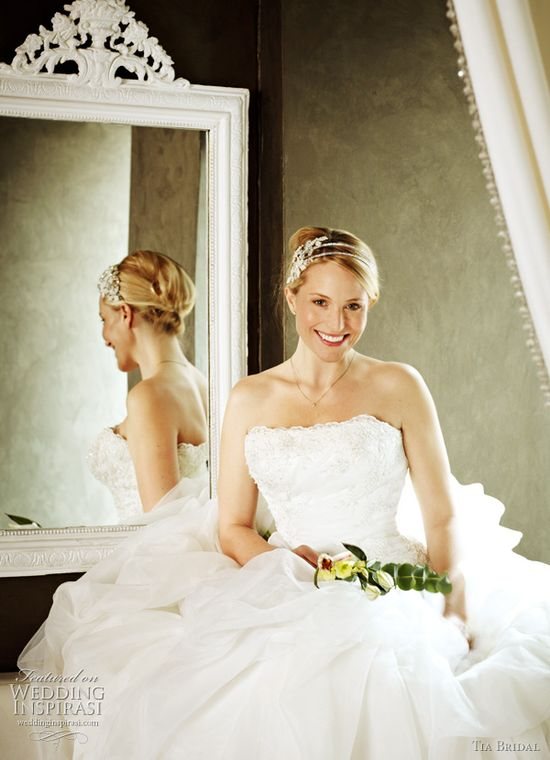 Tia Bridal by Benjamin Roberts 2011 Wedding Dresses