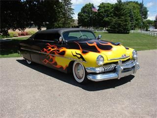 1951 Mercury Custom #car