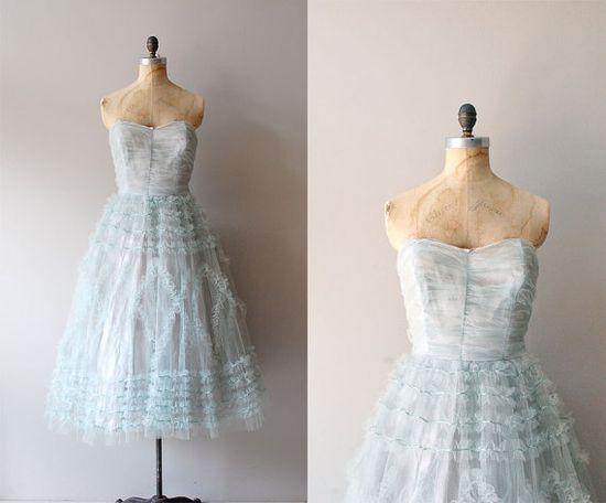 1950s Lovelier Still dress