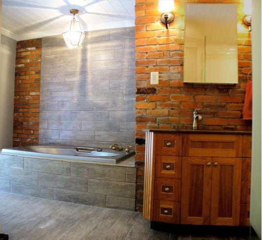 Primary Bathroom Main Level - bathroom design ideas