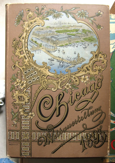 Chicago, vintage book