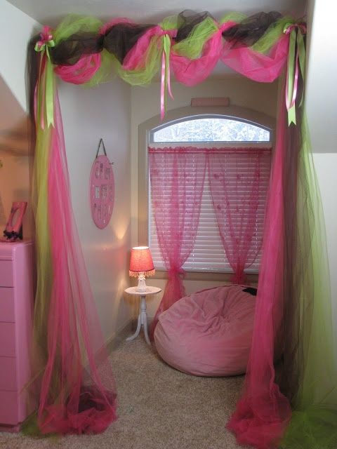Funky Glam Princess Room - Design Dazzle @ Jacque Salerno.. Thought of Juliana when I saw this