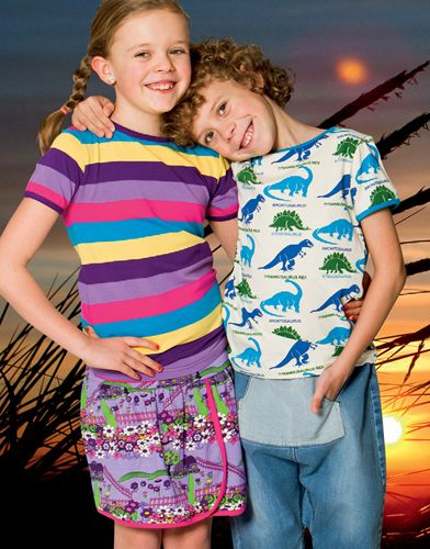 Lovely Smafolk summer clothes