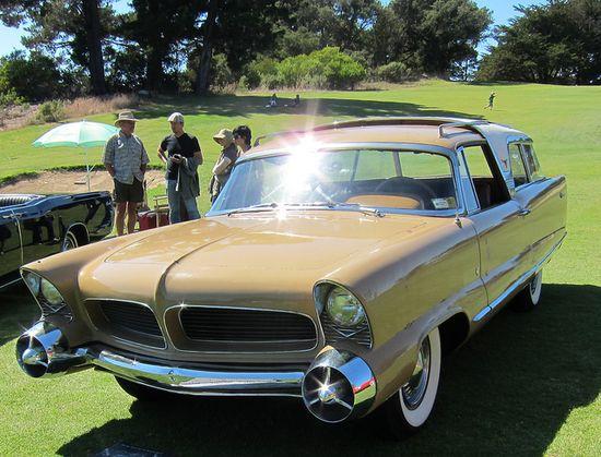 Chrysler Plainsman Concept