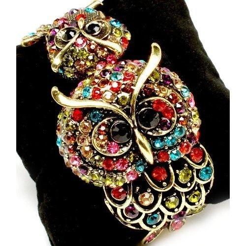 I LOVE owl jewelry