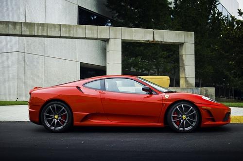 Ferrari 430 Scuderia. Mmm hmmm.