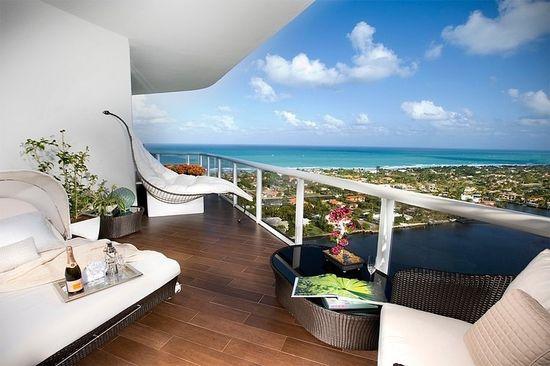 Miami Apartment by Britto Charette