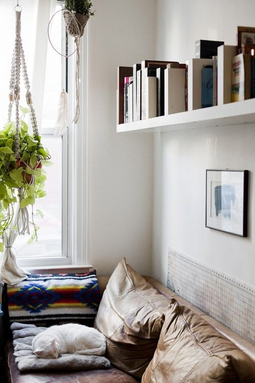 via elle interior.