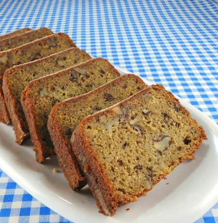 One Perfect Bite: Zucchini Bread with Pineapple and Walnuts