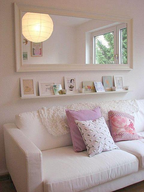 Lovely white room