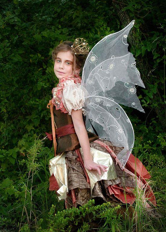 Autumn Fairy Costume