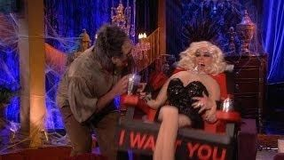 Zombie Scares Alison Sweeney On #Ellen - #funny #prank