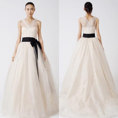 #vera wang #wedding dress