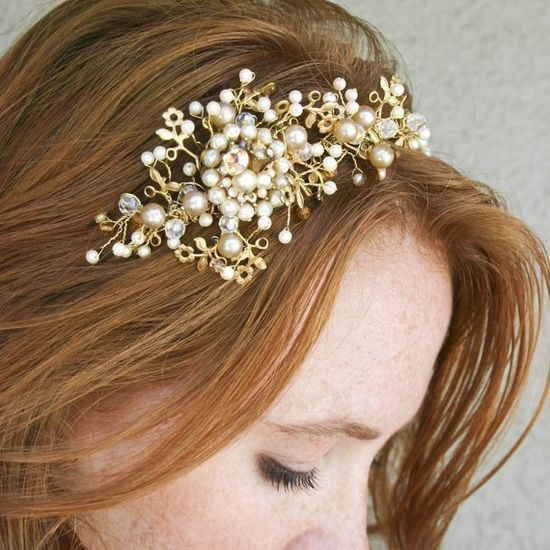 Because every Princess Bride needs a tiara...(and I totally wouldn't turn down a young Cary Elwes either)