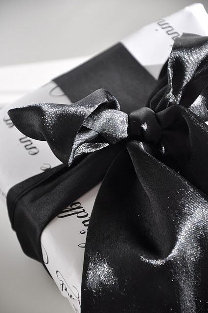Gift wrapping is an Art