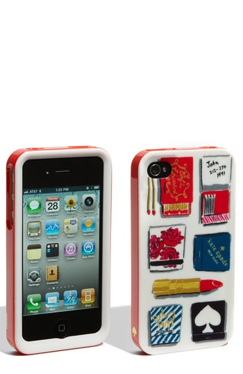 Kate Spade New York 'matchbook' iPhone 4S Case