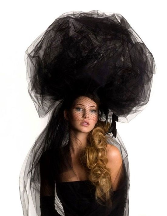Couture Vogue Fashion Hats