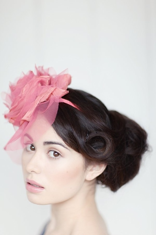 Bridal Shower Photo Shoot on SMP. Hair Accessories by La Belle Epoque. Photography by Craig & Eva Sanders.