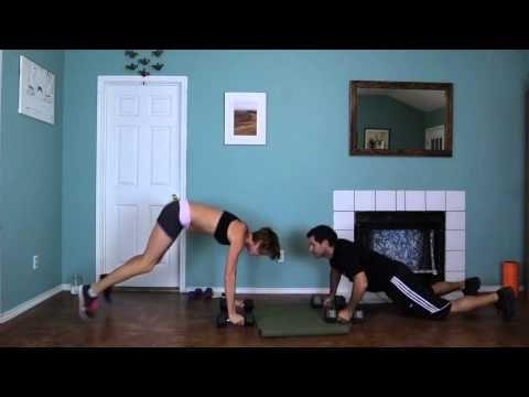 Sneaky Tabata Workout