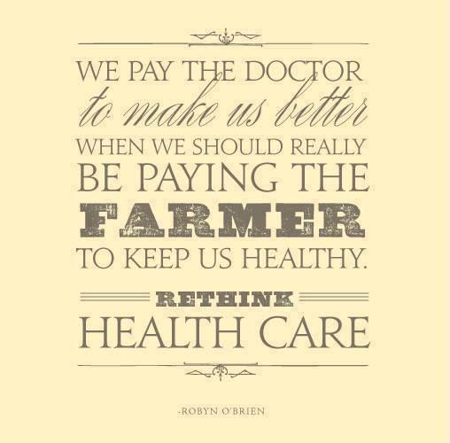 rethink health care