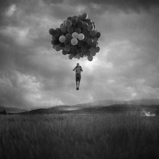 The Weather Balloon by Joel Robison