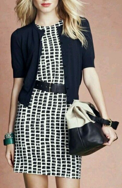 Cute work outfit from Ann Taylor...need to go there now!